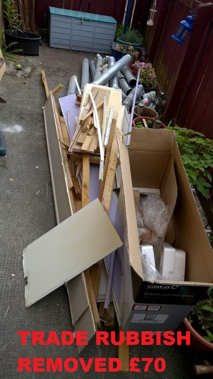 Rubbish Waste Amp Dump It Removal Glasgow Prices